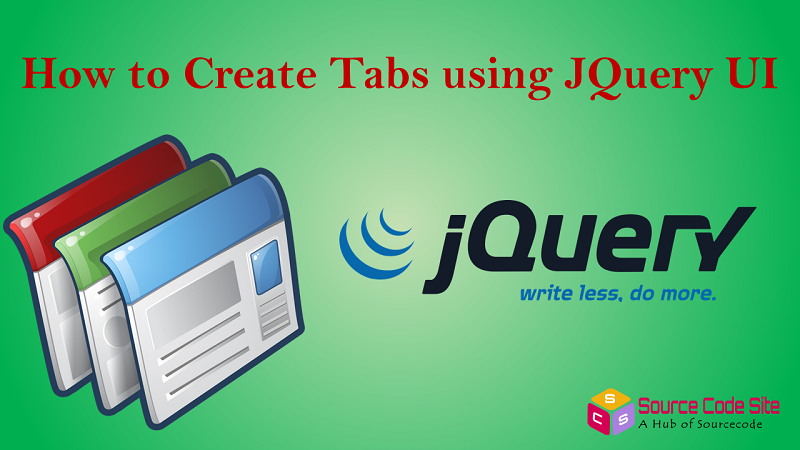 JQuery UI tabs