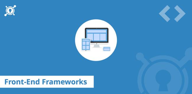 Top 5 Front-End Frameworks for Development