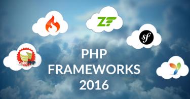 top-5-php-frameworks
