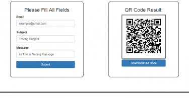 How To Create QR Code Generator in PHP